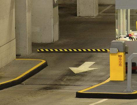 rào chắn tự động (barrier)